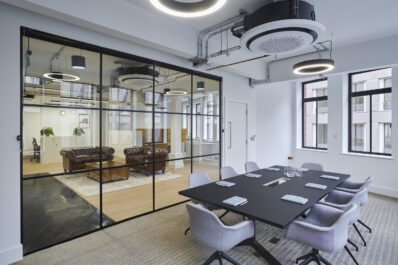 20 Dering Street Completed for Legal & General 'Capsule' Offering