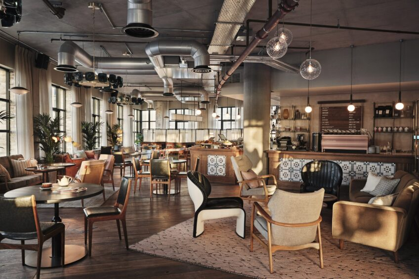 Successful Project Completion for ODInteriors: Working From_The Hoxton
