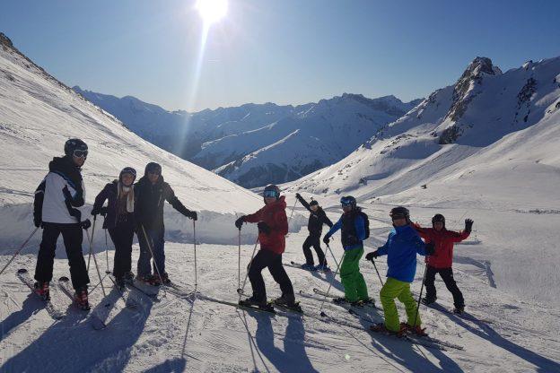 ODGroup Ski Trip