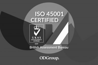 ISO45001 Certification for ODGroup