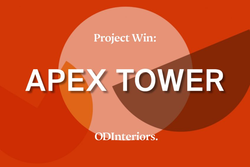 Project win for ODInteriors: Apex Tower