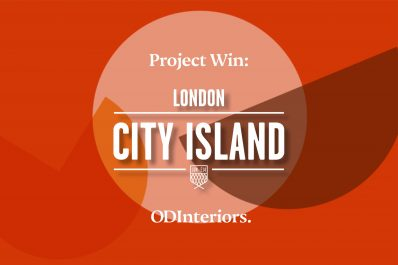Project Win for ODInteriors: London City Island with Ecoworld Ballymore