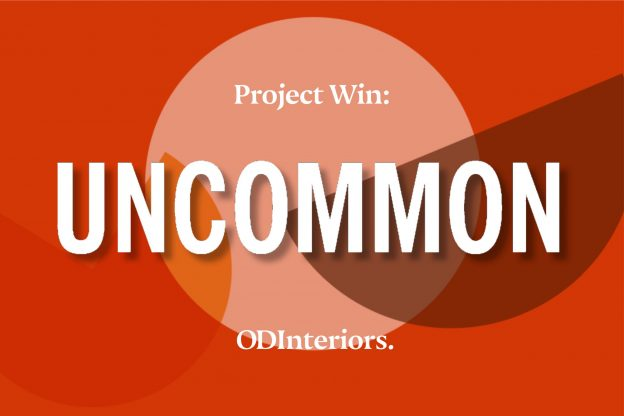 Project Win for ODInteriors: Uncommon, Holborn