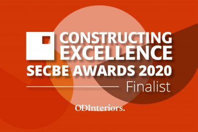 Construction Excellence Awards 2020 Finalist: LABS House